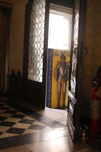Grafica Museo Bagatti Valsecchi