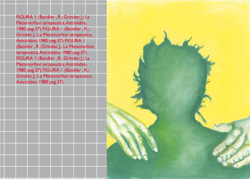 Volantini, pubblicazioni e inviti per conto di uno studio di psicologia