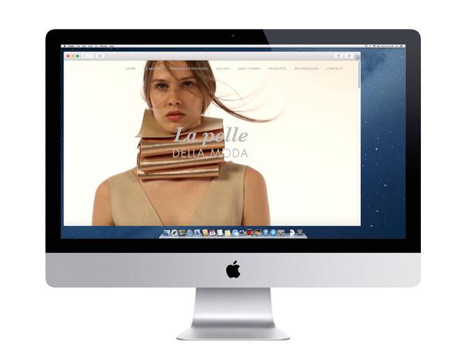 Video promo Mostra La pelle della Moda